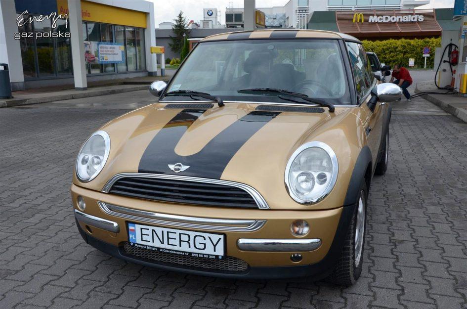 Mini One 1.6 2004r LPG