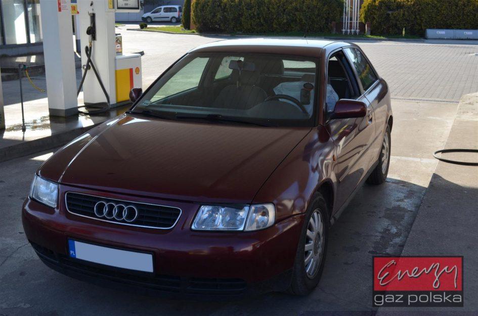 Audi A3 1.6 101KM 1999r LPG