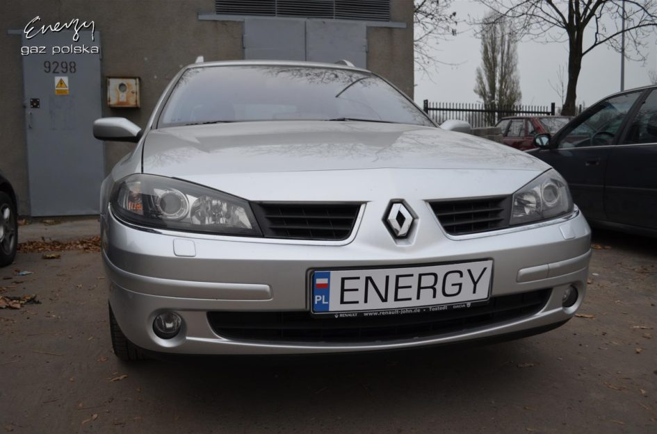Renault Laguna 3.0 V6 2005r LPG