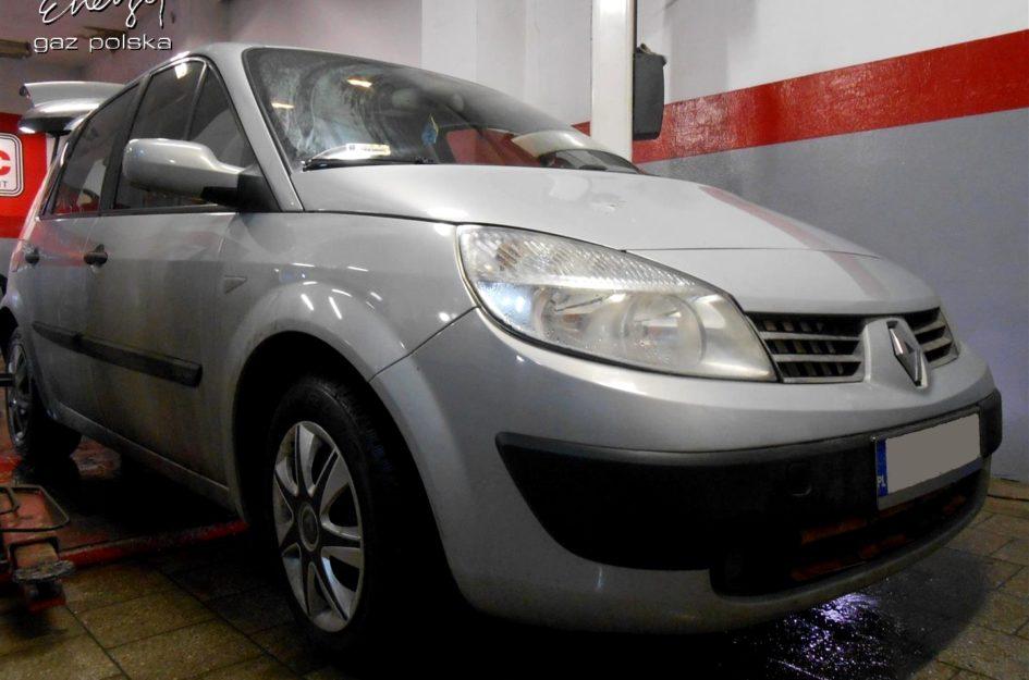 Renault Megane Scenic 1.6 2003r LPG