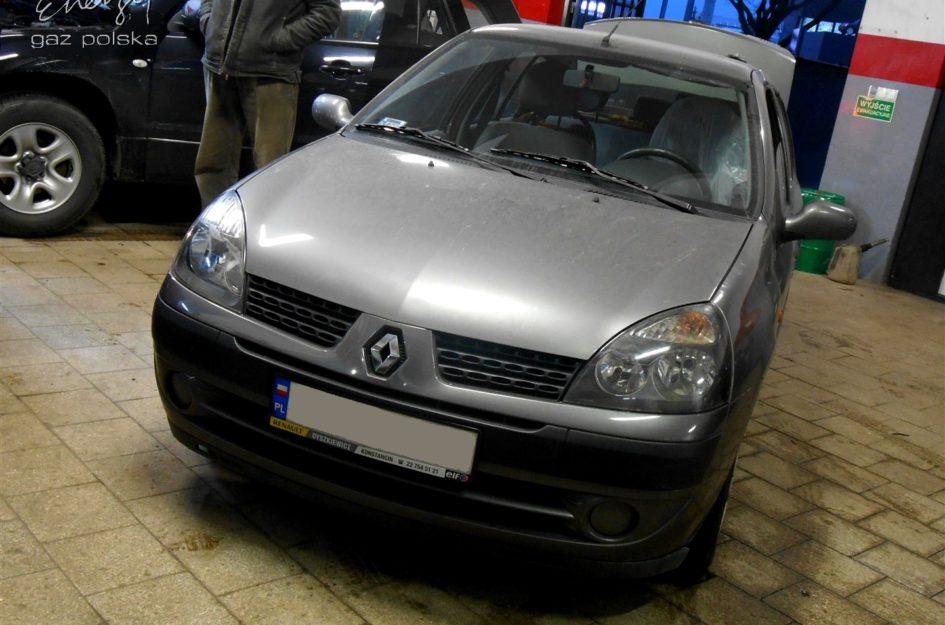 Renault Thalia 1.4 2003r LPG