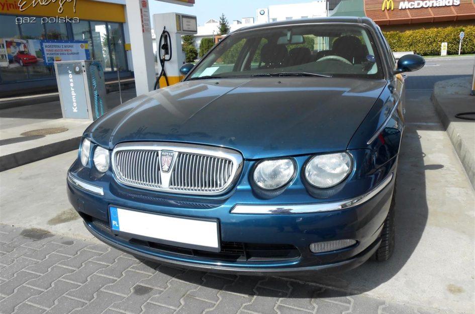 Rover 75 1.8 2001r LPG