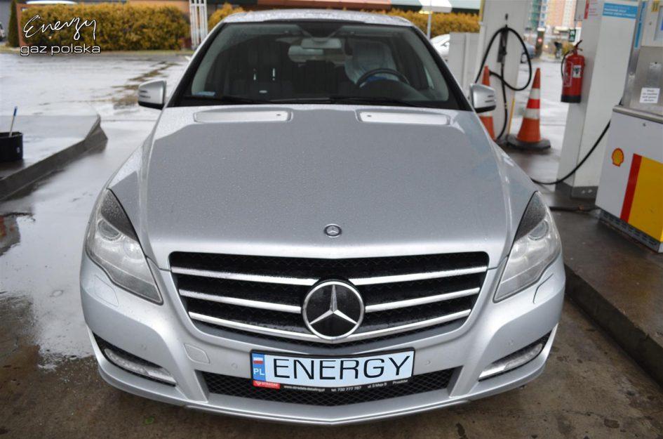Mercedes R500 5.5 2012r LPG