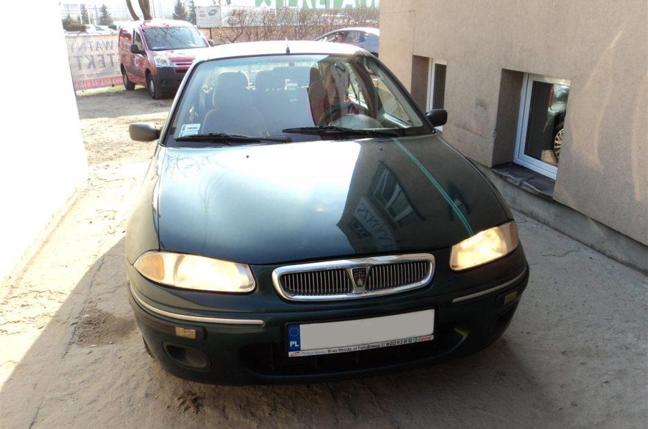 Rover 214 1.4 1996r LPG
