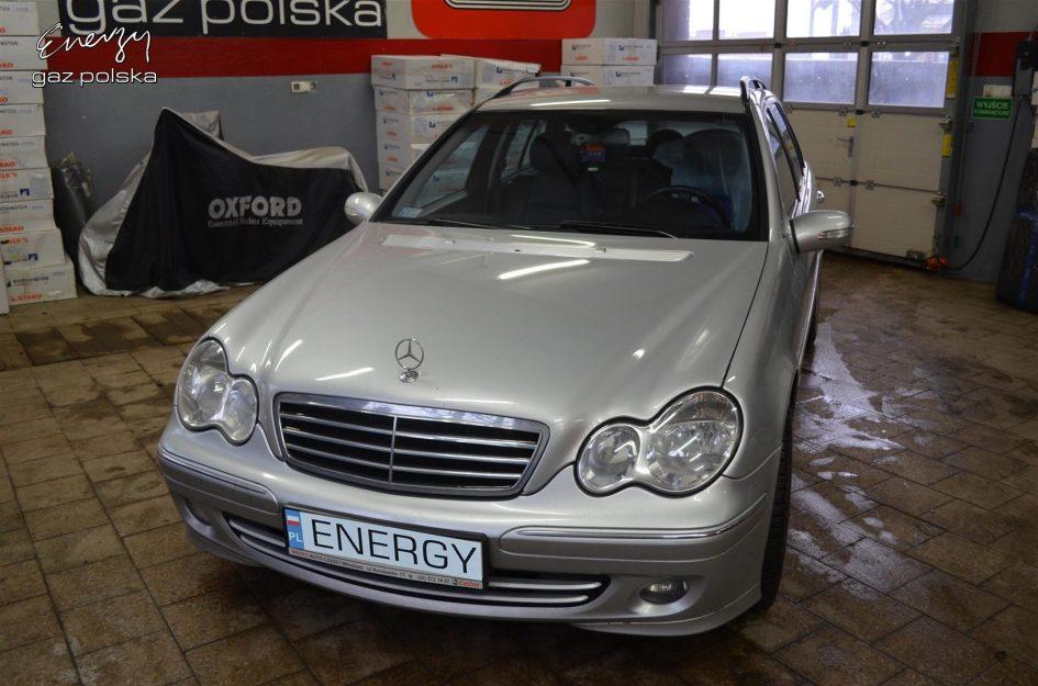 Mercedes W203 3.0 2007r LPG