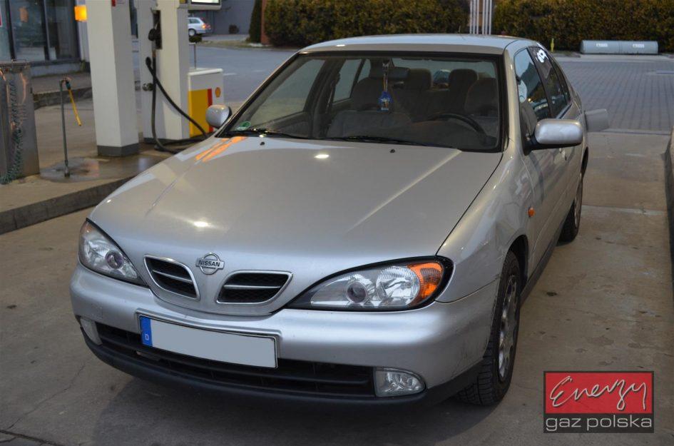 Nissan Primera 1.8 1999r LPG