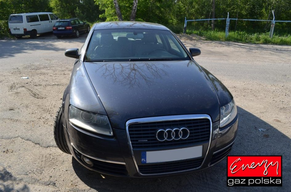 Audi A6 3.2 252KM 2004r LPG