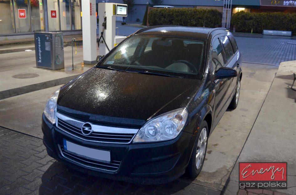 Opel Astra 1.6 2008r LPG