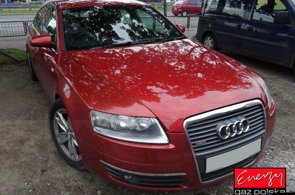 Audi A6 3.2 255KM 2004r LPG