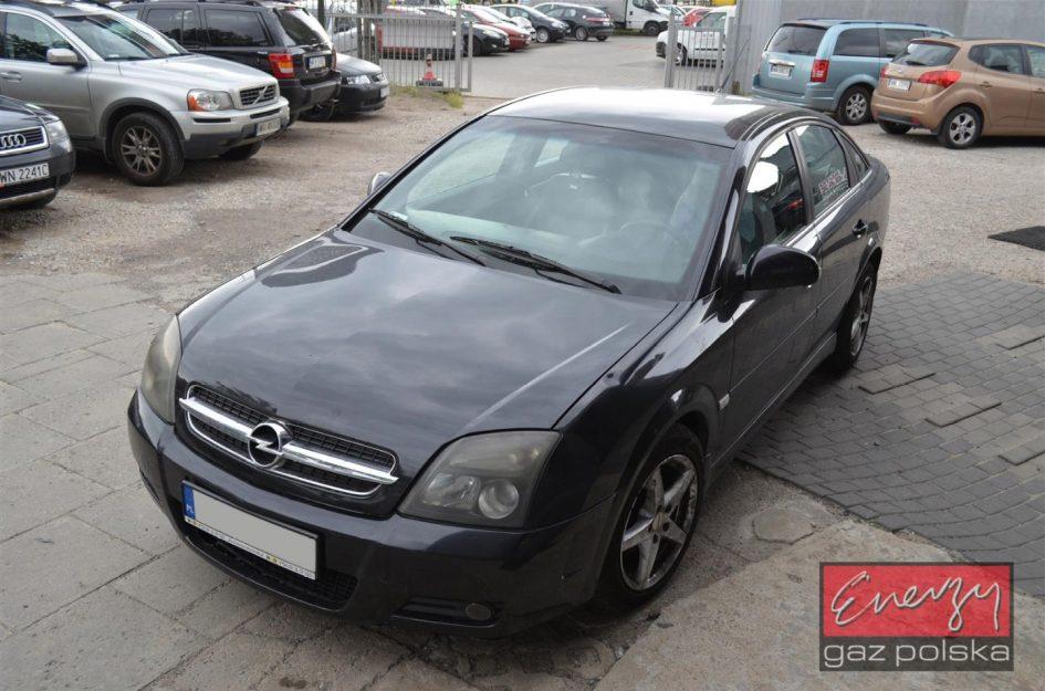 Opel Vectra 2.0T 175KM 2003r LPG