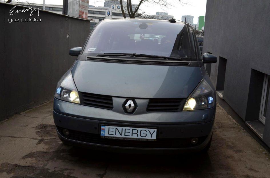 Renault Espace 3.5 2004r LPG
