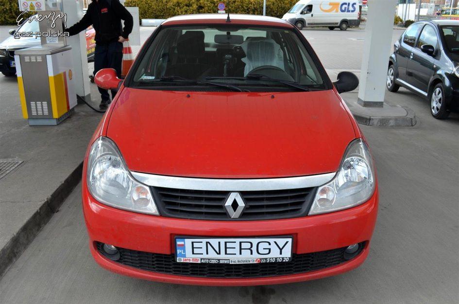 Renault Thalia 1.2 2012r LPG