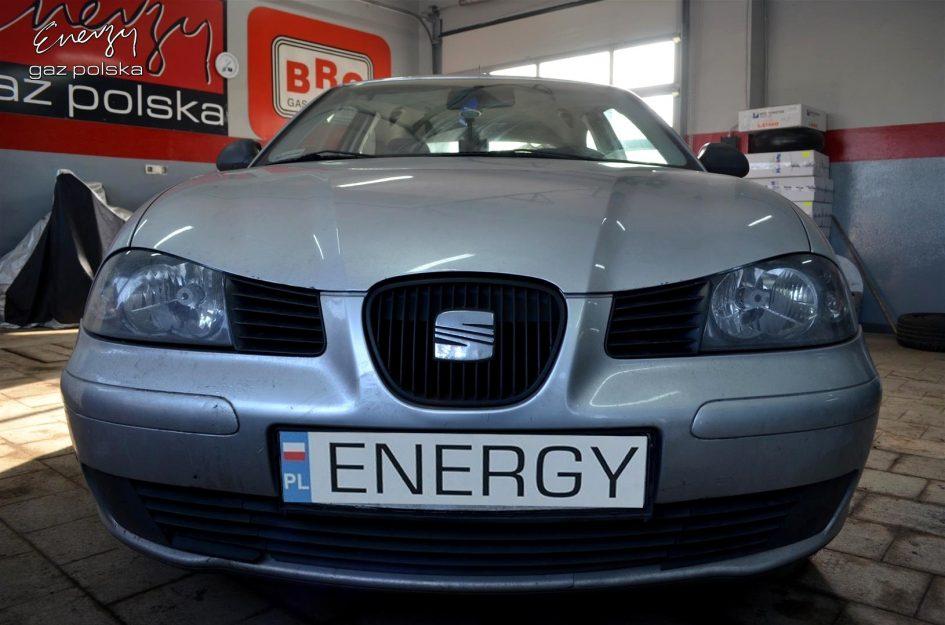 Seat Ibiza 1.2 2004r LPG