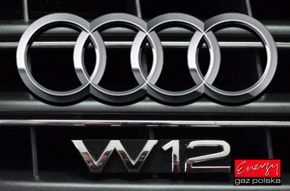 Audi A8 W12 6.0 450KM 2004r LPG