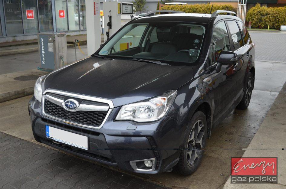 Subaru Forester 2.0 DIT 2015r LPG