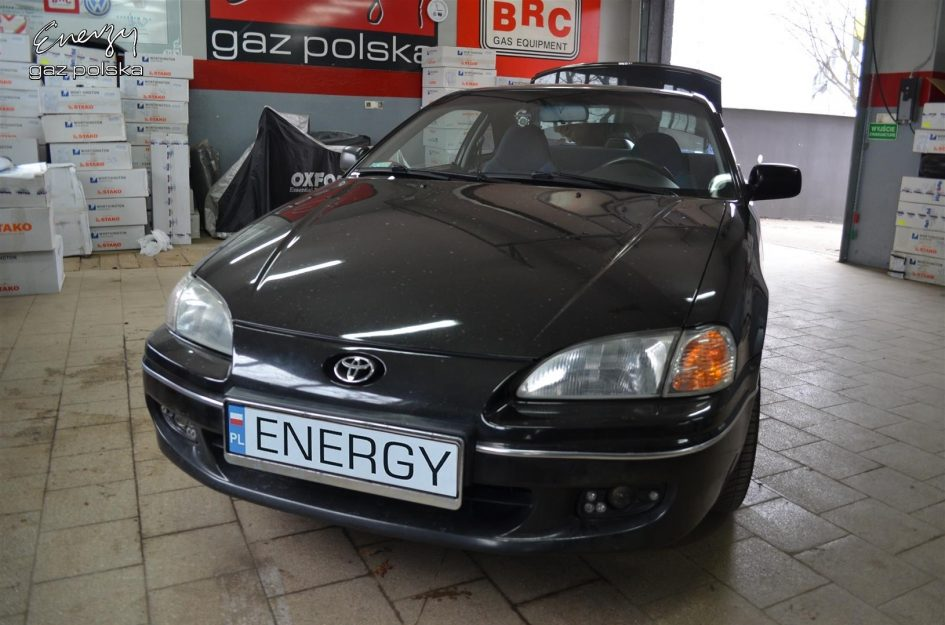 Toyota Paseo 1.5 1996r LPG