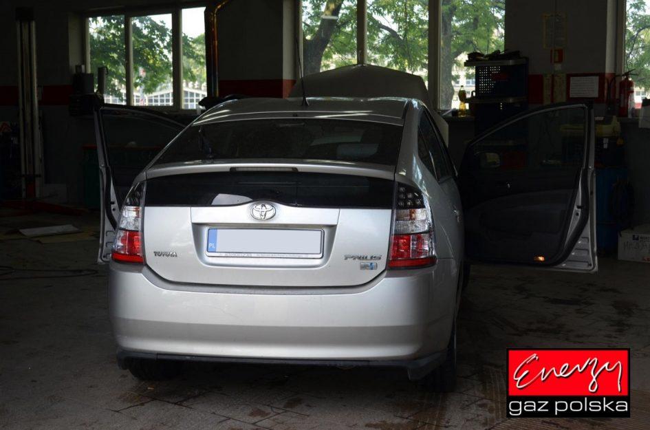 Toyota Prius 1.5 78KM 2005r LPG
