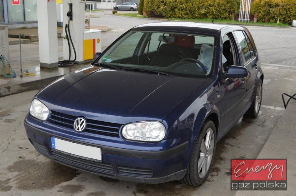 Volkswagen Golf IV 1.6 100KM 1998r LPG