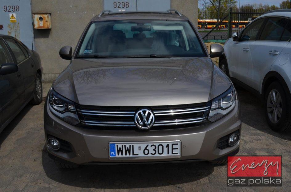 Volkswagen Tiguan 2.0 180KM 2013r LPG