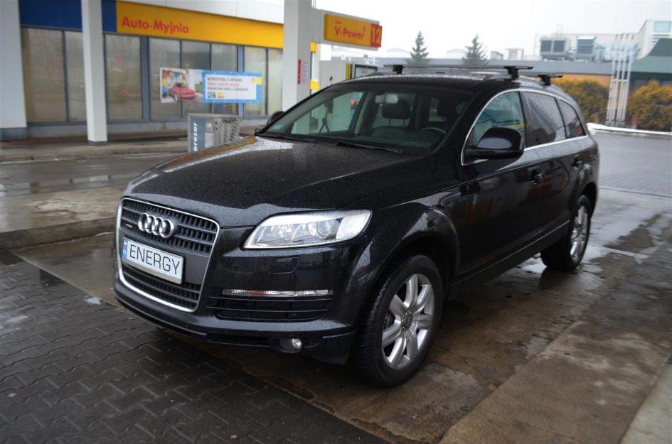 Audi Q7 3.6 2006r LPG