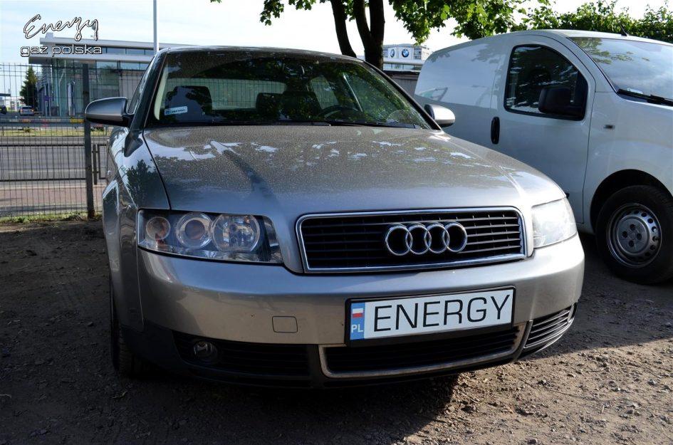 Audi A4 1.8T 2002r LPG