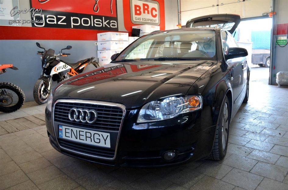 Audi A4 1.8T 2005r LPG