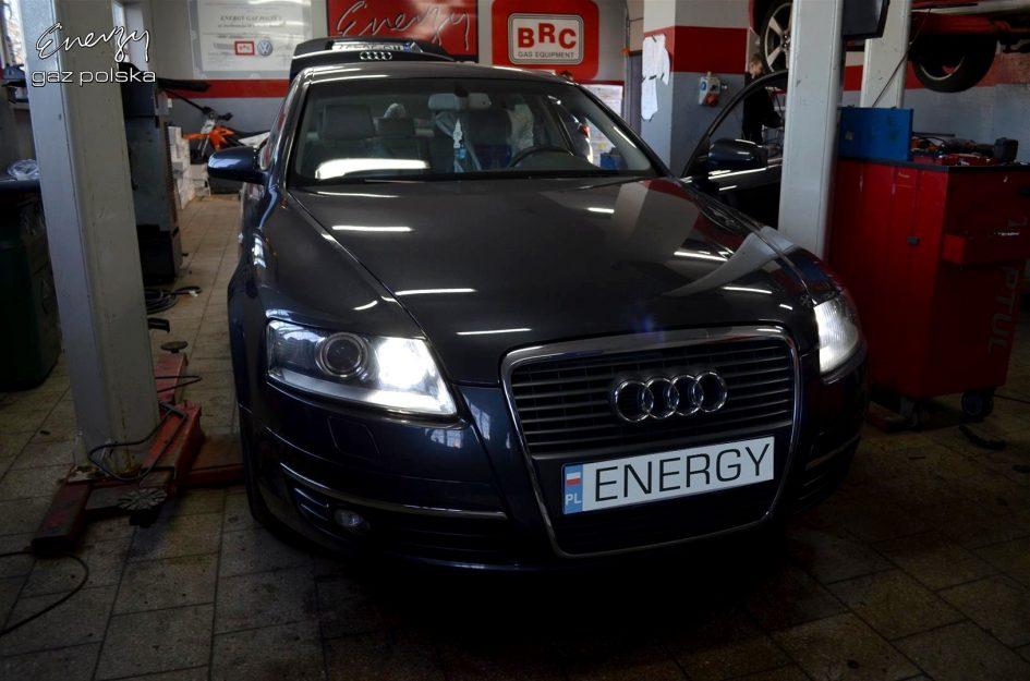 Audi A6 2.4 2004r LPG