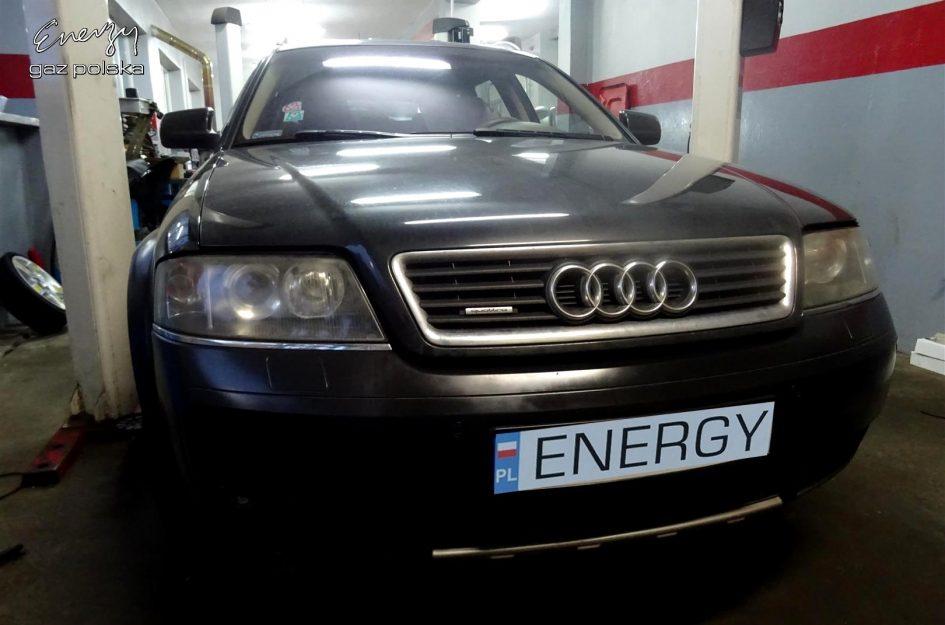 Audi A6 2.7T 2003r LPG