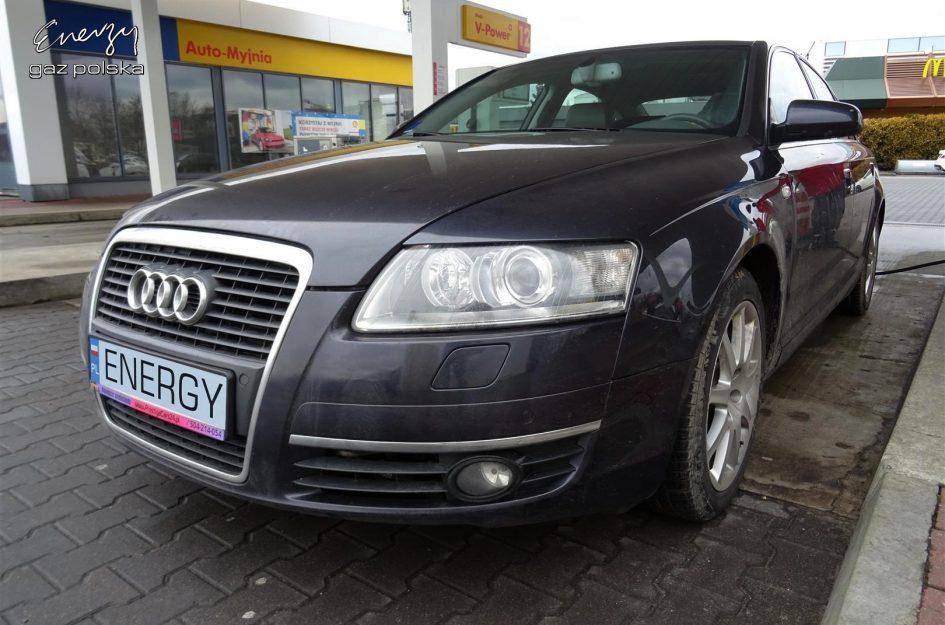 Audi A6 3.2 TFSI 2004r LPG