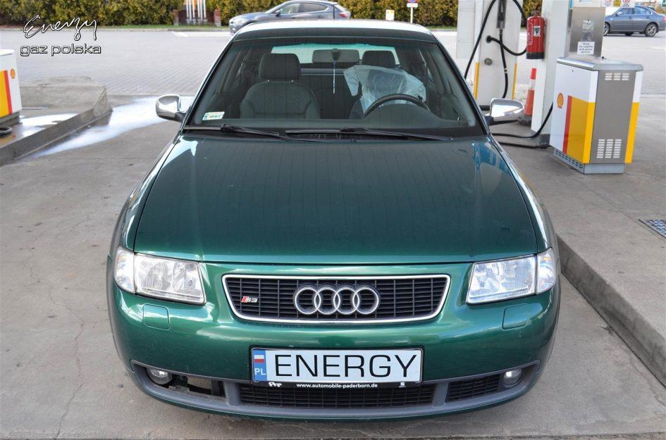Audi A3 1.6 1997r LPG