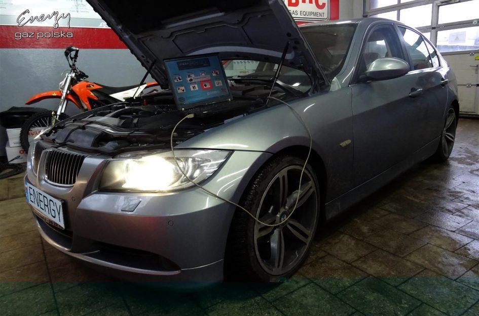 BMW 325 2.5 2005r LPG