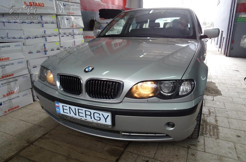 BMW 330 3.0 2002r LPG