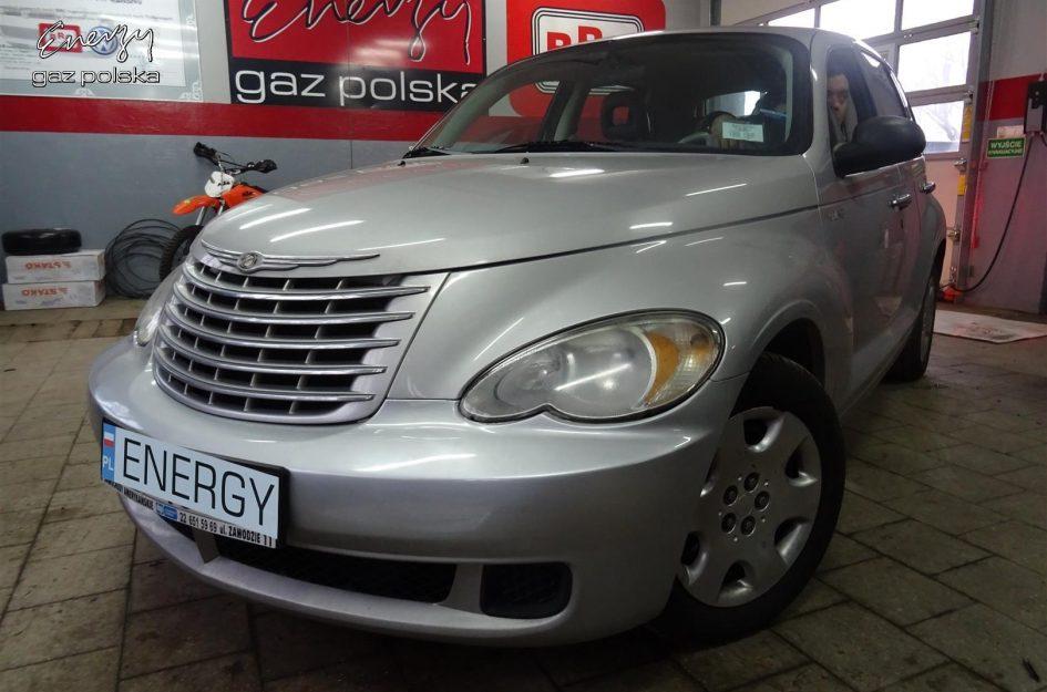 Chrysler PT Cruiser 2.4 2005r LPG