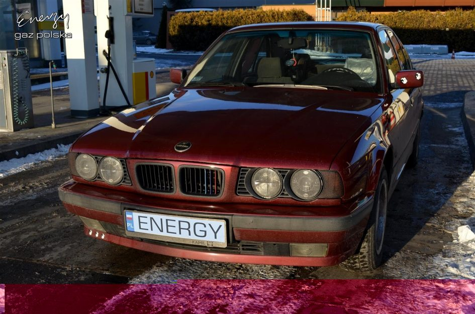 BMW 520 E34 2.0 1995r LPG