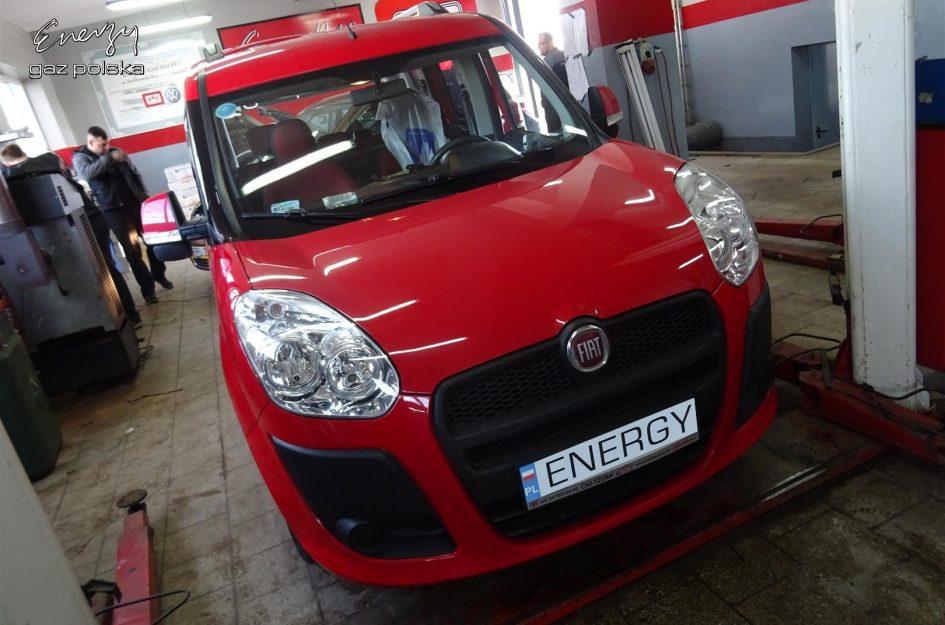 Fiat Doblo 1.4 2010r LPG