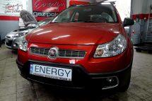 Fiat Sedici 1.6 2010r LPG