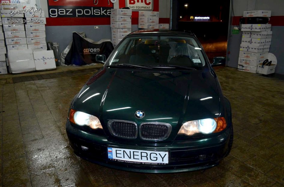 BMW E46 2.0 2000r LPG