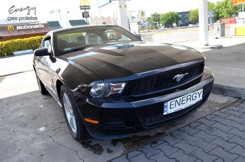 Ford Mustang 3.7 V6 2011r LPG