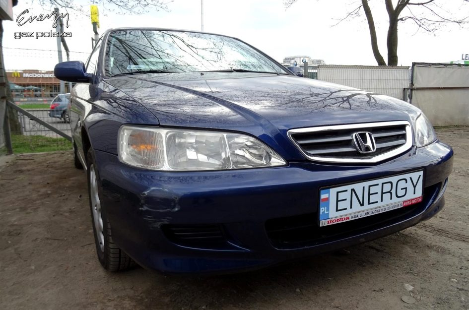 Honda Accord 1.8 2001r LPG