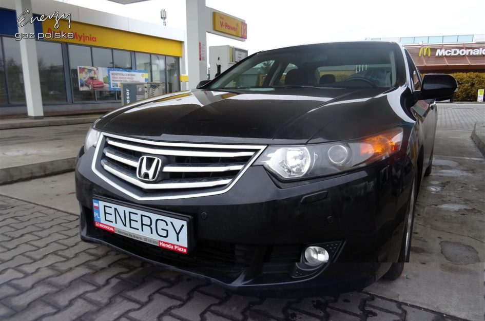 Honda Accord 2.0 2008r LPG