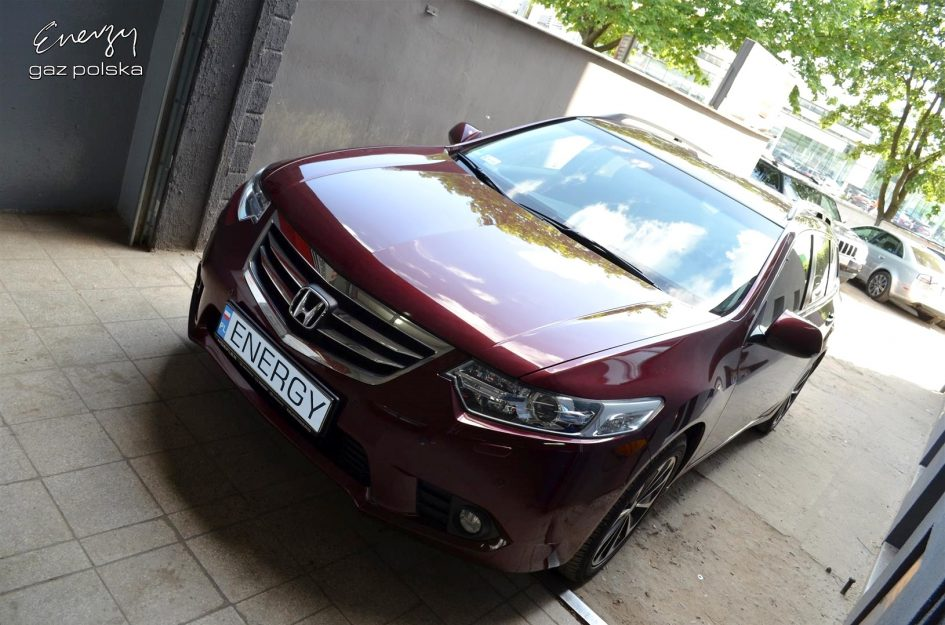 Honda Accord 2.0 2012r LPG