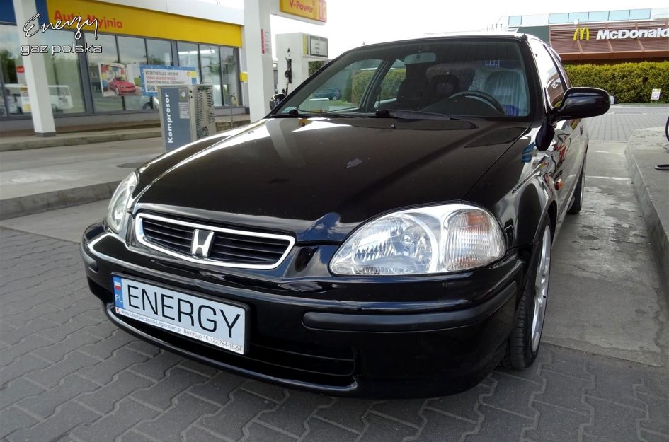 Honda Civic 1.6 1999r LPG