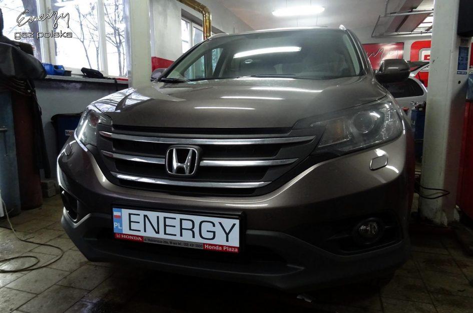 Honda CR-V 2.0 2013r LPG