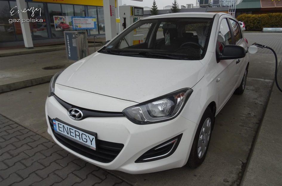 Hyundai i20 1.2 2012r LPG