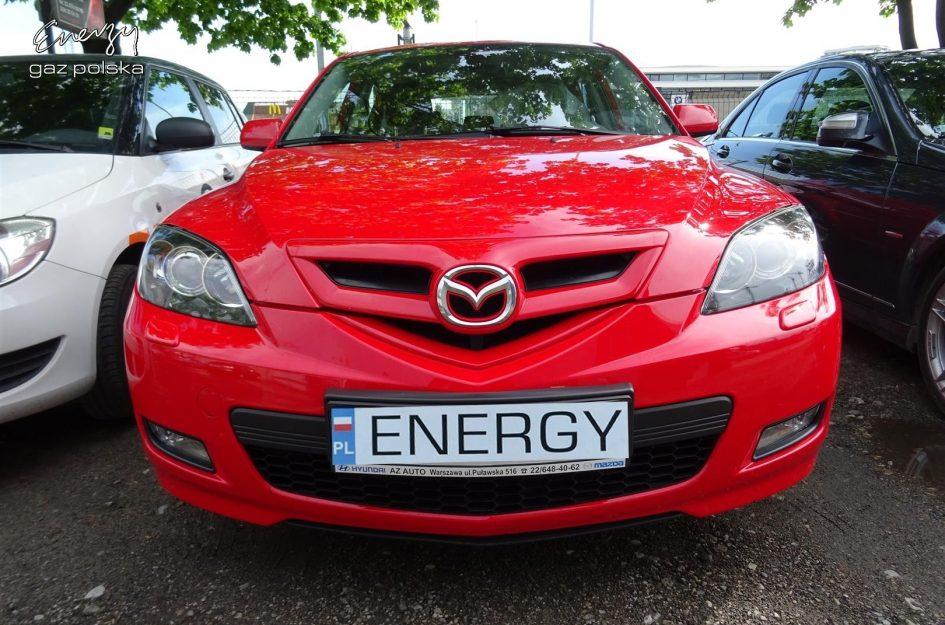 Mazda 3 2.0 2008r LPG