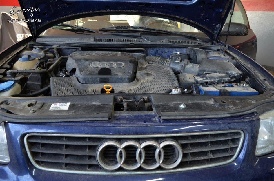 Audi A3 1.6 1999r LPG
