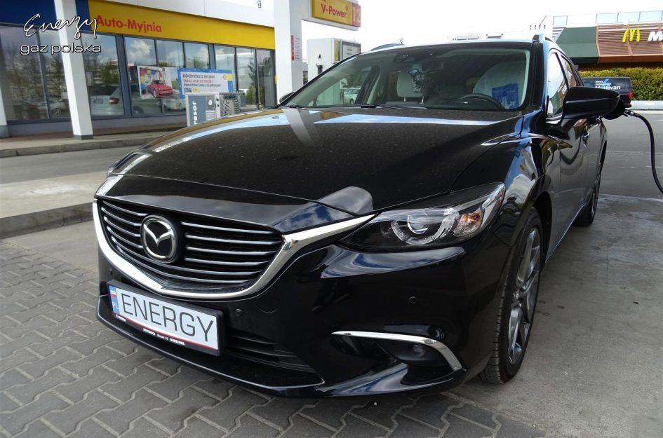 Mazda 6 2.5 SKYACTIVE 2016r LPG
