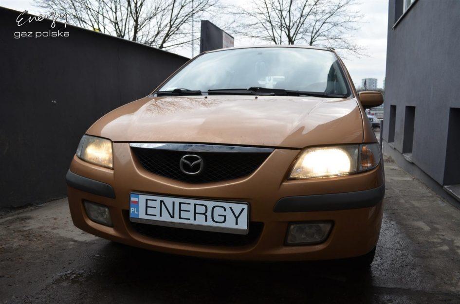 Mazda Premacy 1.8 1999r LPG