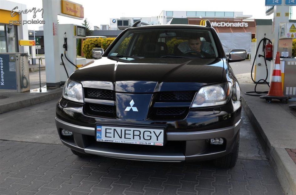 Mitsubishi Outlander 2.0 2004r LPG