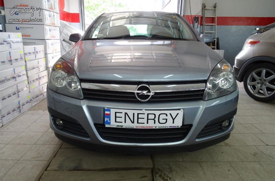 Opel Astra 1.8 2006r LPG